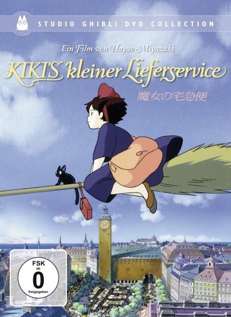 Kikis kleiner Lieferservice als DVD