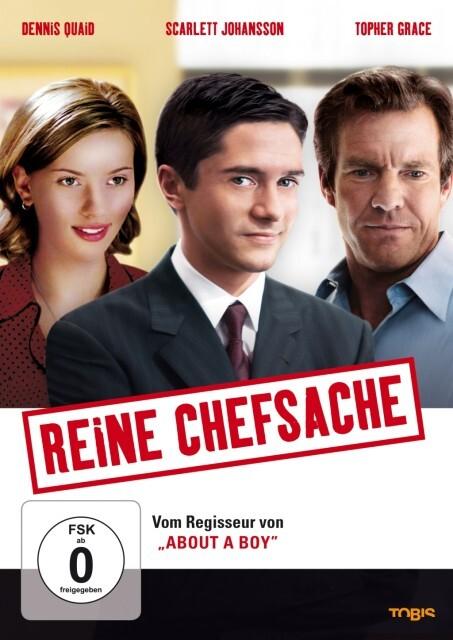 Reine Chefsache als DVD