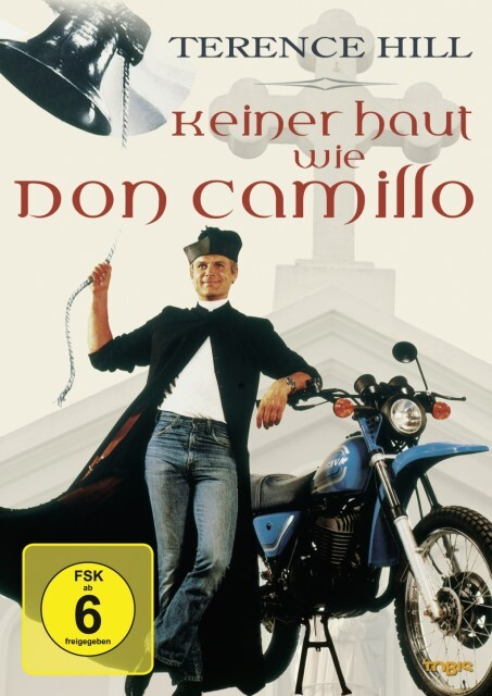 Keiner haut wie Don Camillo als DVD