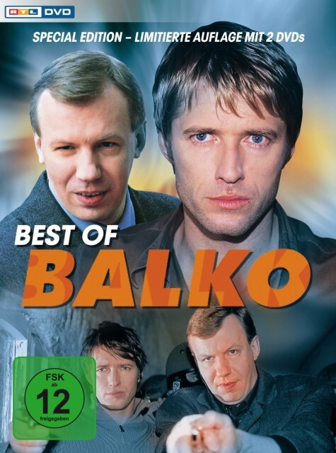 Best of Balko als DVD