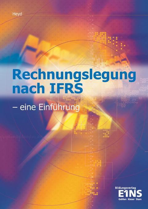 Rechnungslegung nach IFRS als Buch