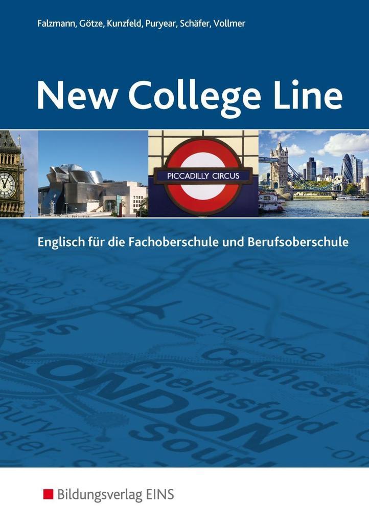 New College Line. Berlin, Bayern, Saarland als Buch