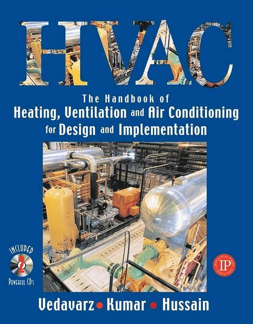 The Handbook of Heating, Ventilation and Air Conditioning for Design and Implementation als Buch