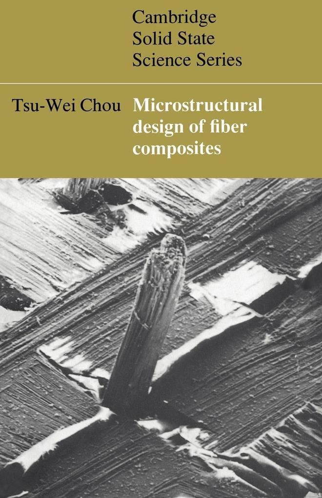 Microstructural Design of Fiber Composites als Buch