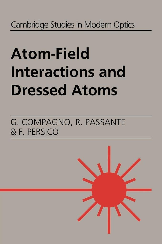 Atom-Field Interactions and Dressed Atoms als Buch