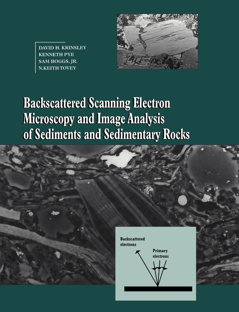 Backscattered Scanning Electron Microscopy and Image Analysis of Sediments and Sedimentary Rocks als Taschenbuch
