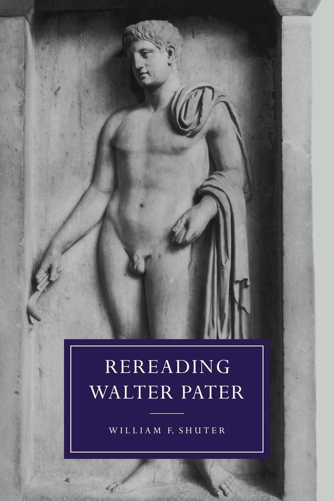 Rereading Walter Pater als Buch