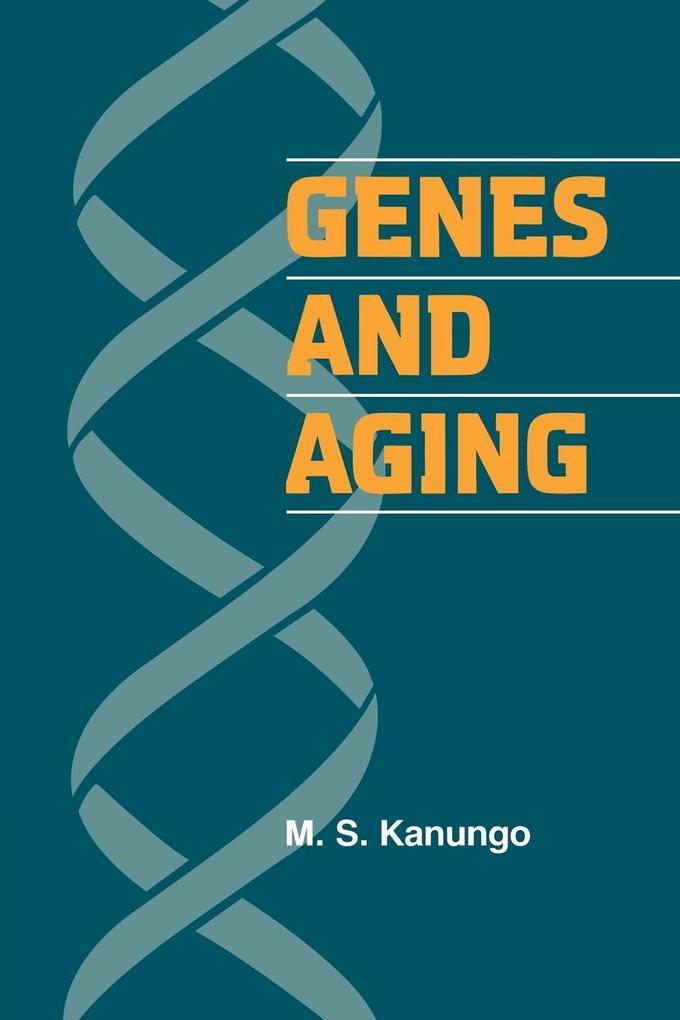 Genes and Aging als Taschenbuch