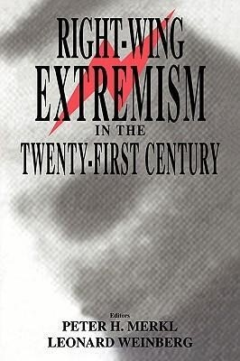 Right-Wing Extremism in the Twenty-First Century als Buch