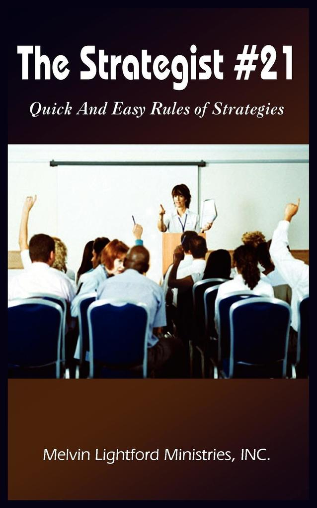 The Strategist #21 als Taschenbuch