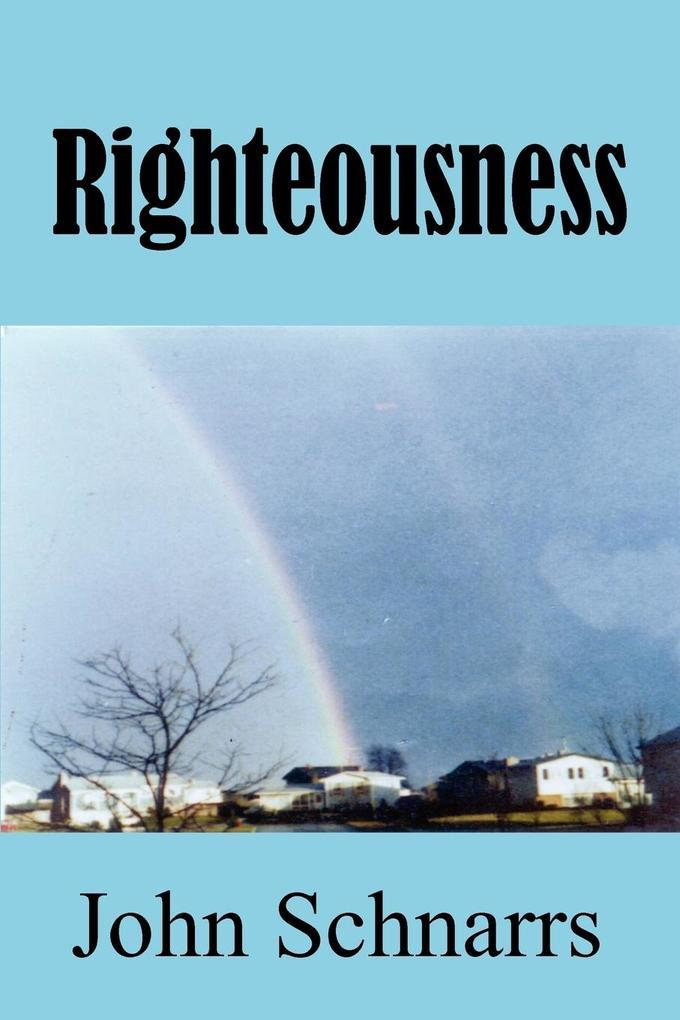 Righteousness als Taschenbuch