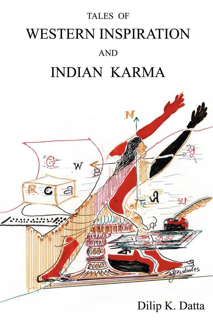 Tales of Western Inspiration and Indian Karma als Taschenbuch