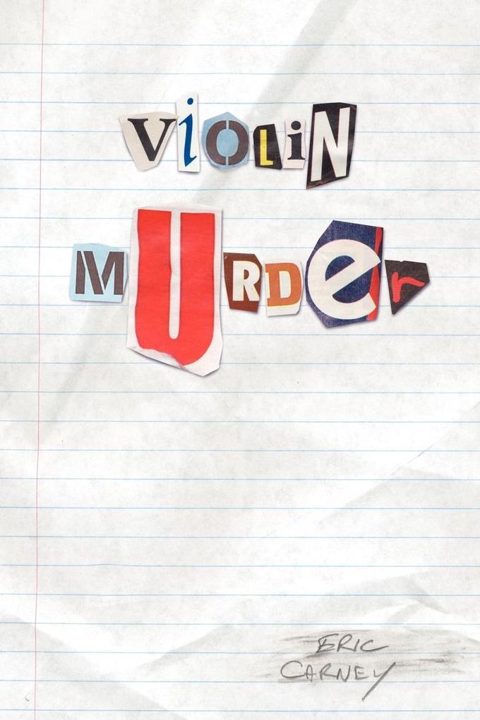 Violin Murder als Taschenbuch