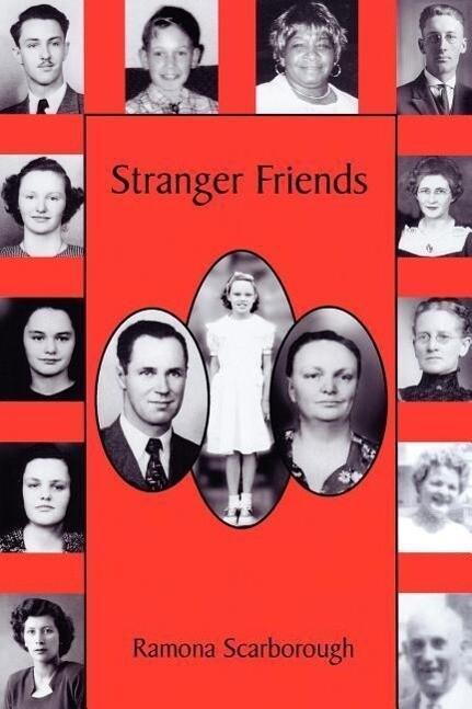 Stranger Friends als Taschenbuch