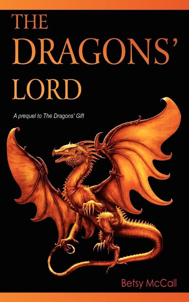 THE DRAGONS' LORD als Taschenbuch