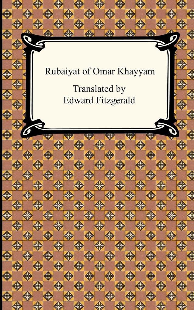 Rubaiyat of Omar Khayyam als Taschenbuch