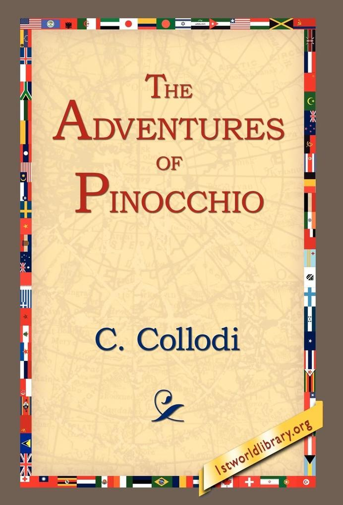 The Adventures of Pinocchio als Buch