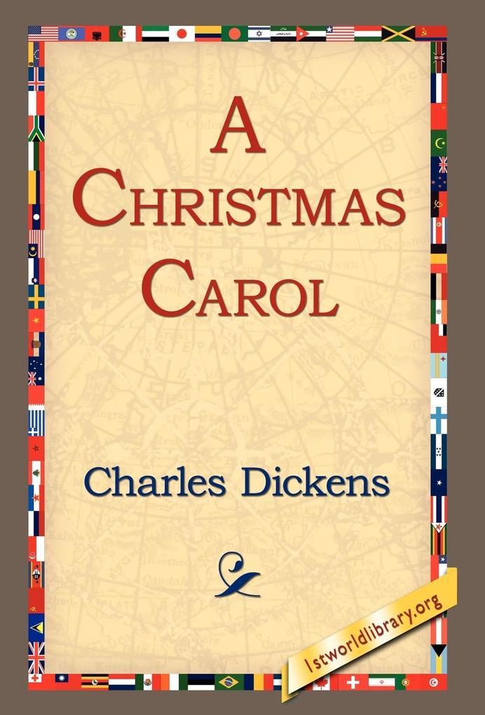 A Christmas Carol als Buch