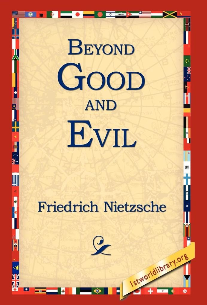 Beyond Good and Evil als Buch