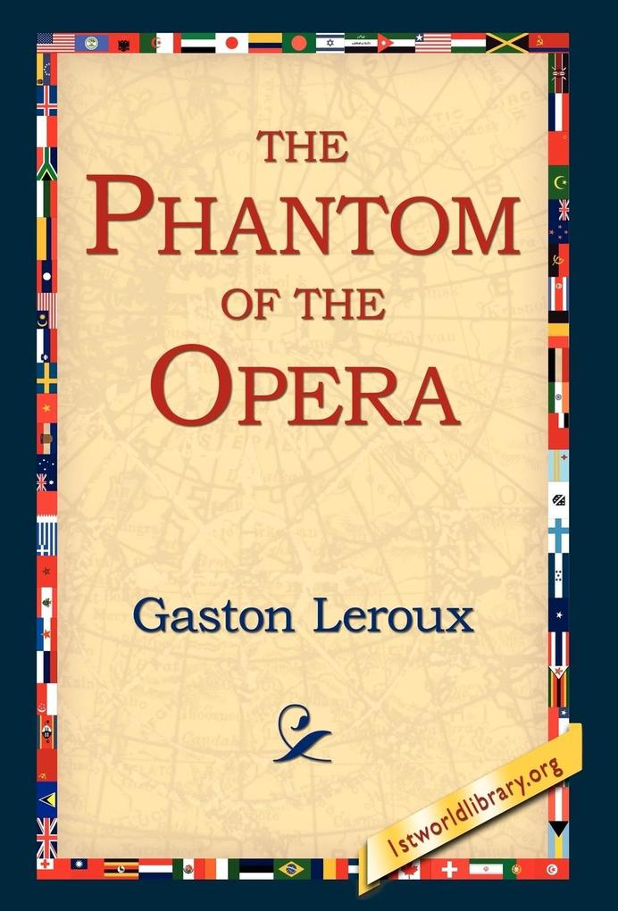 The Phantom of the Opera als Buch