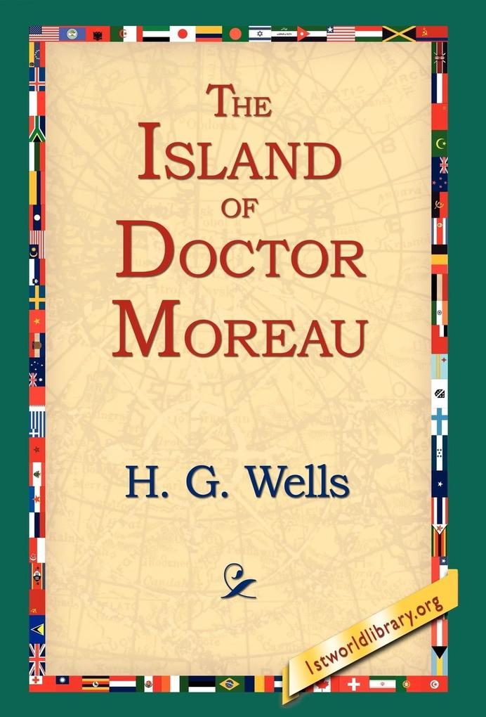 The Island of Doctor Moreau als Buch