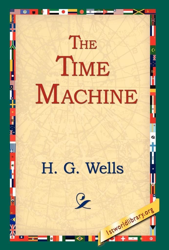 The Time Machine als Buch