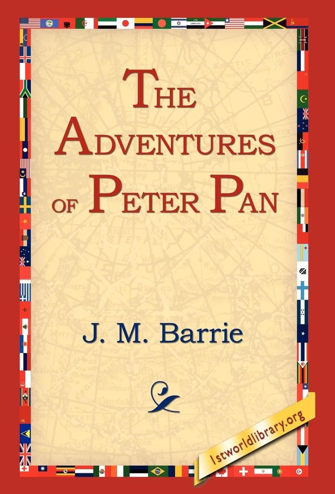 The Adventures of Peter Pan als Buch