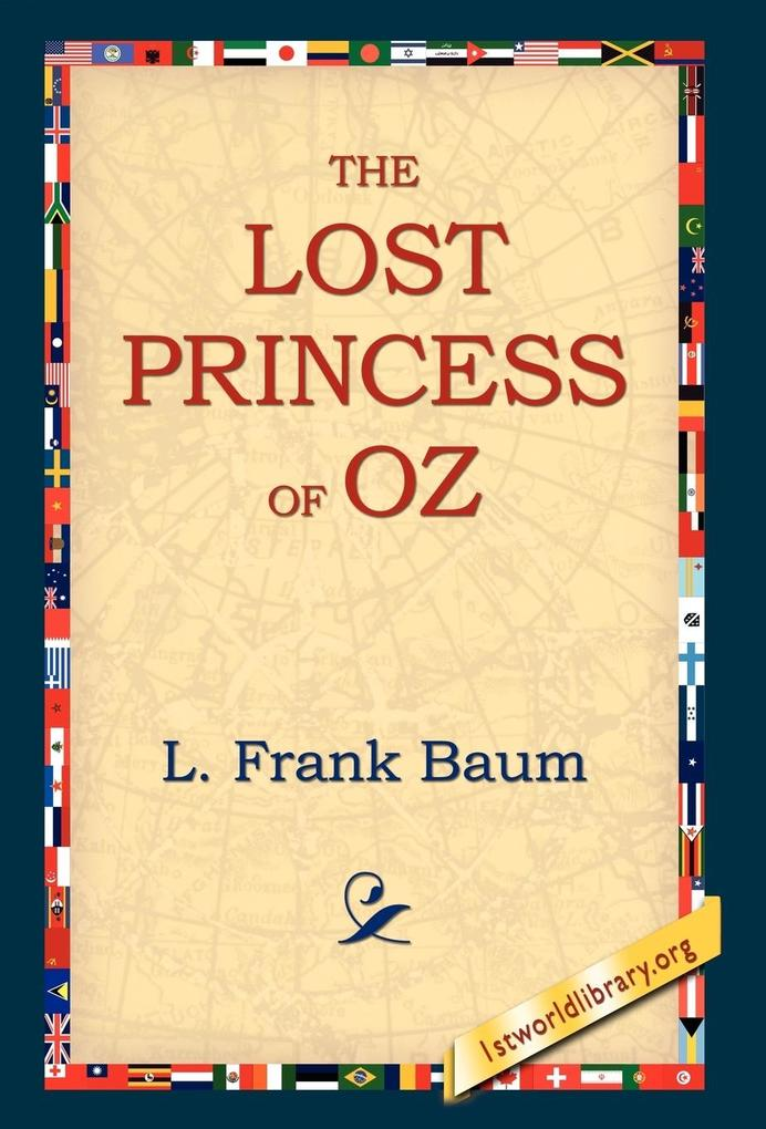 The Lost Princess of Oz als Buch