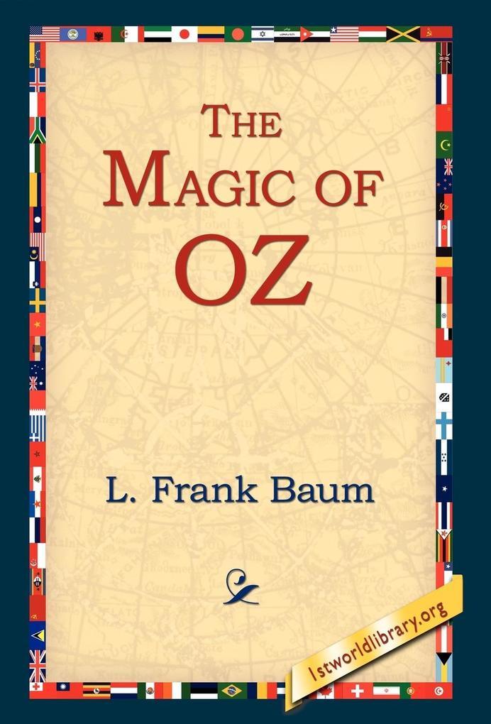 The Magic of Oz als Buch