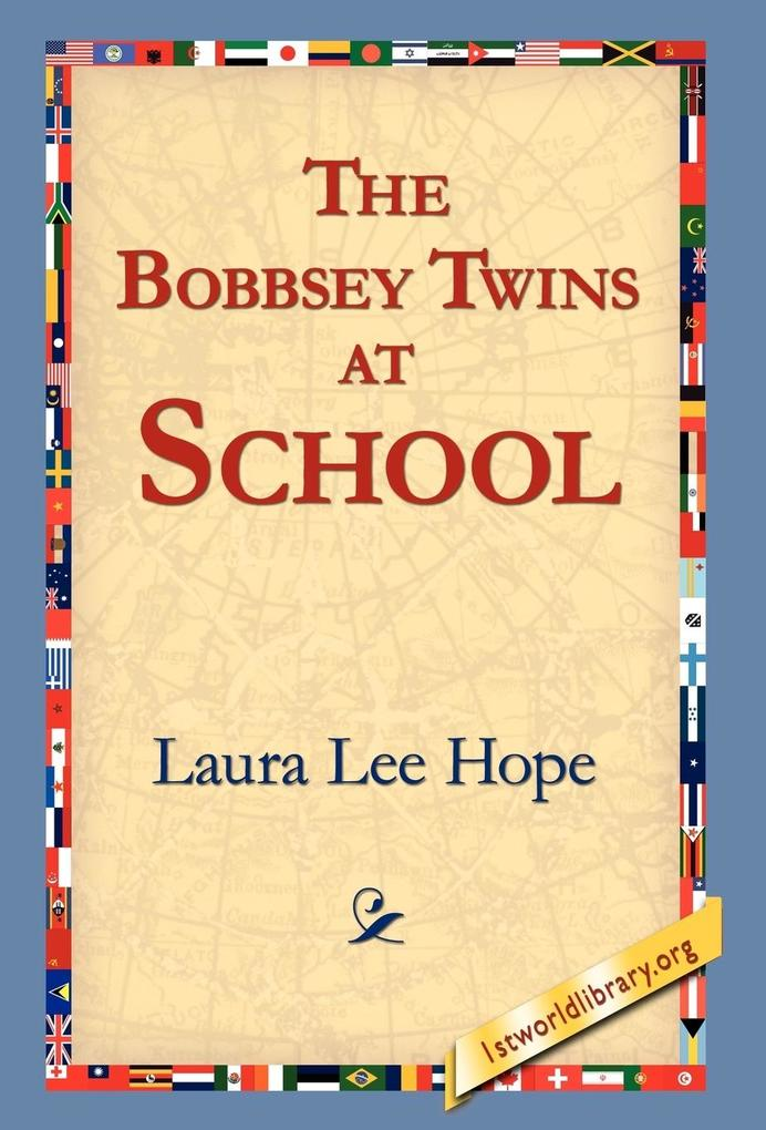 The Bobbsey Twins at School als Buch