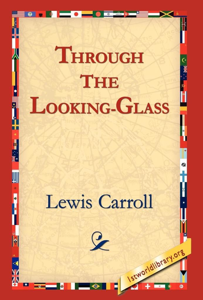 Through the Looking-Glass als Buch