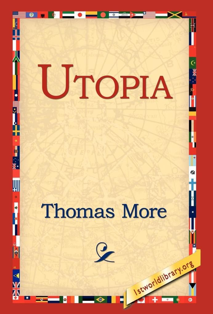 Utopia als Buch