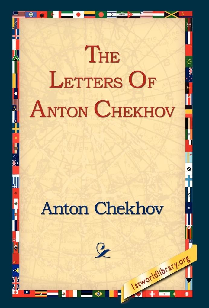 The Letters of Anton Chekhov als Buch