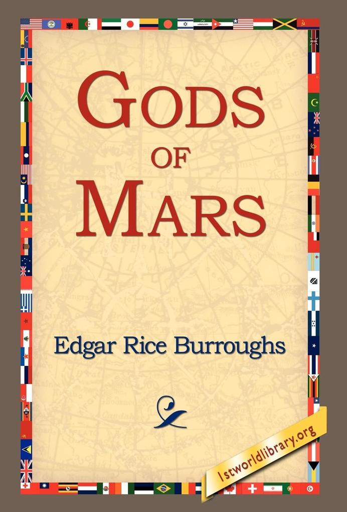 Gods of Mars als Buch