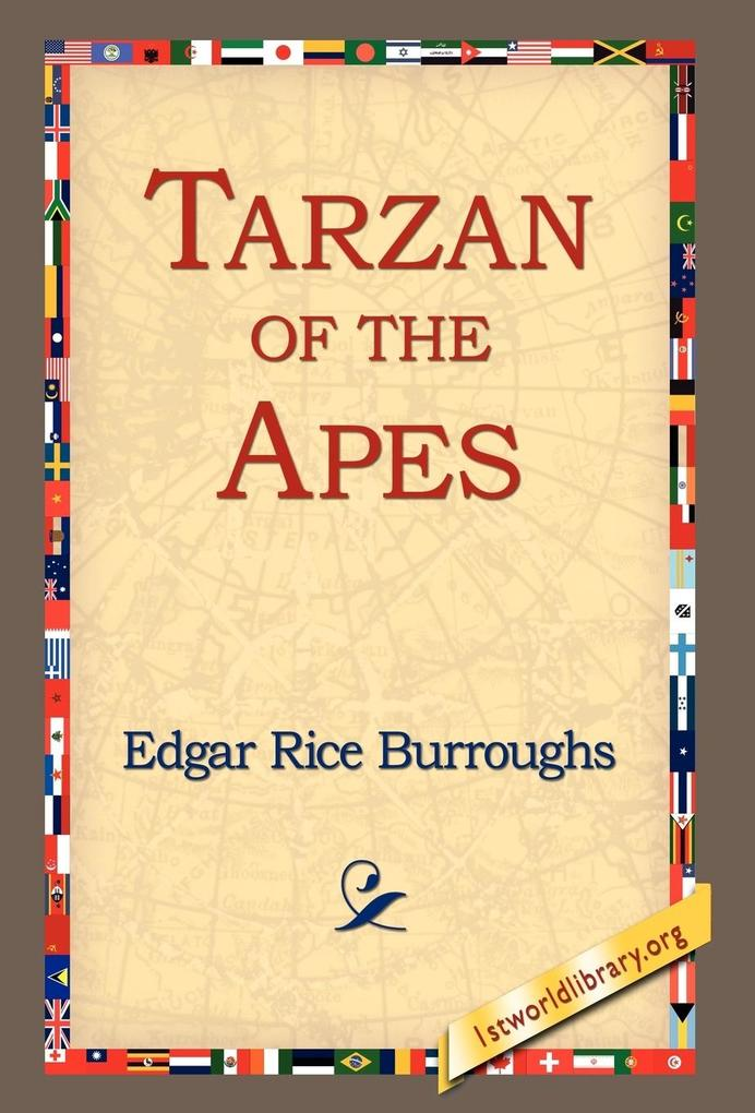 Tarzan of the Apes als Buch