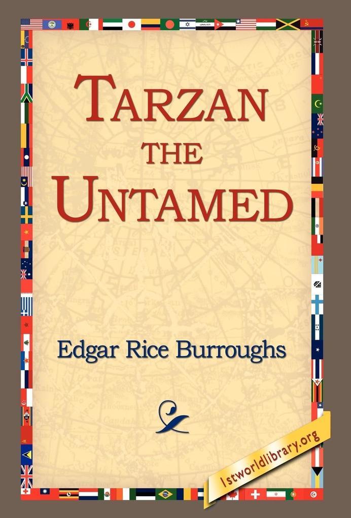 Tarzan the Untamed als Buch