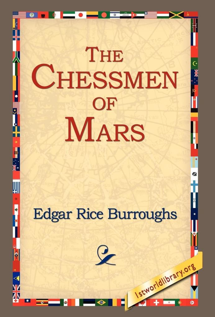 The Chessmen of Mars als Buch
