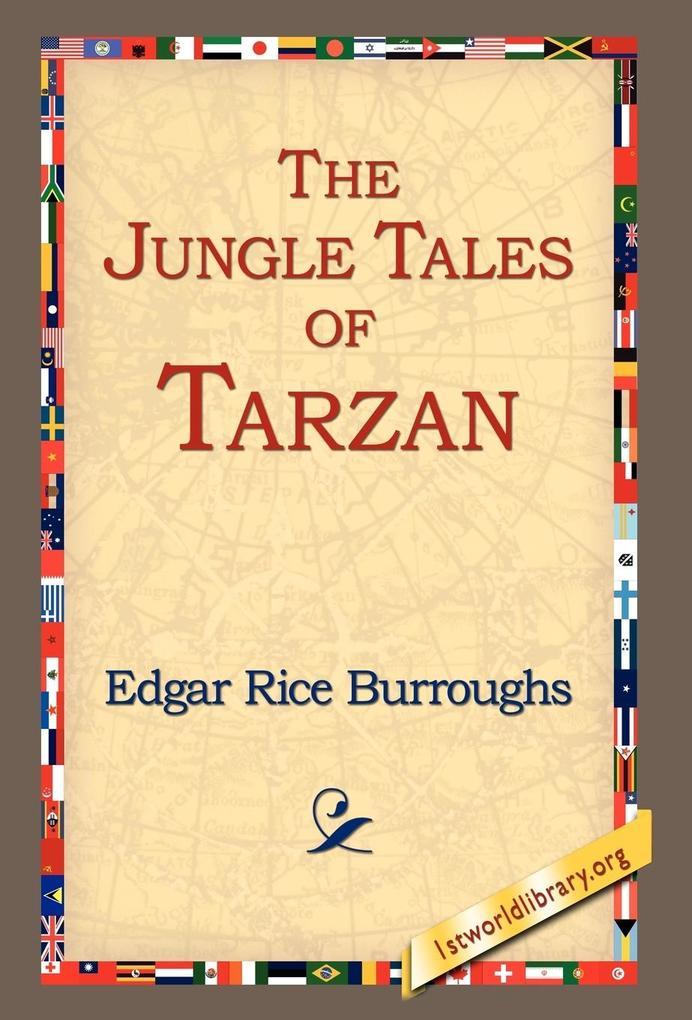 The Jungle Tales of Tarzan als Buch