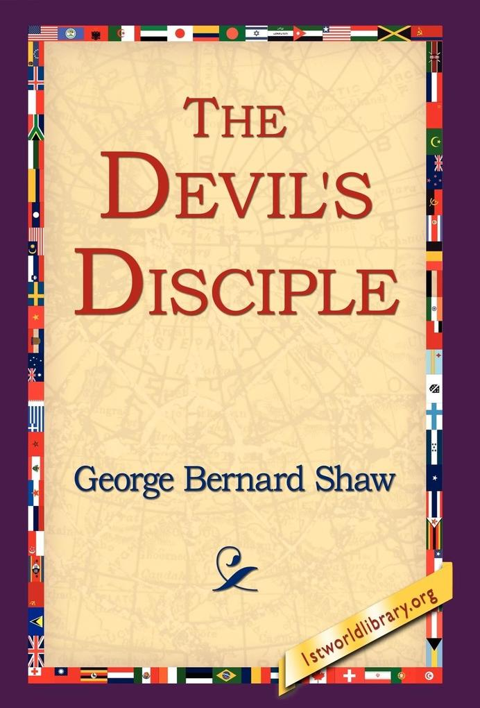 The Devil's Disciple als Buch