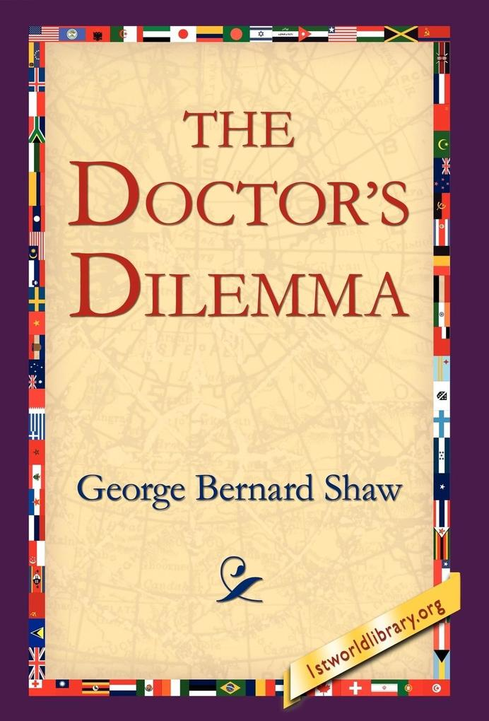 The Doctor's Dilemma als Buch