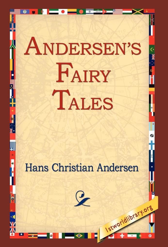 Andersen's Fairy Tales als Buch