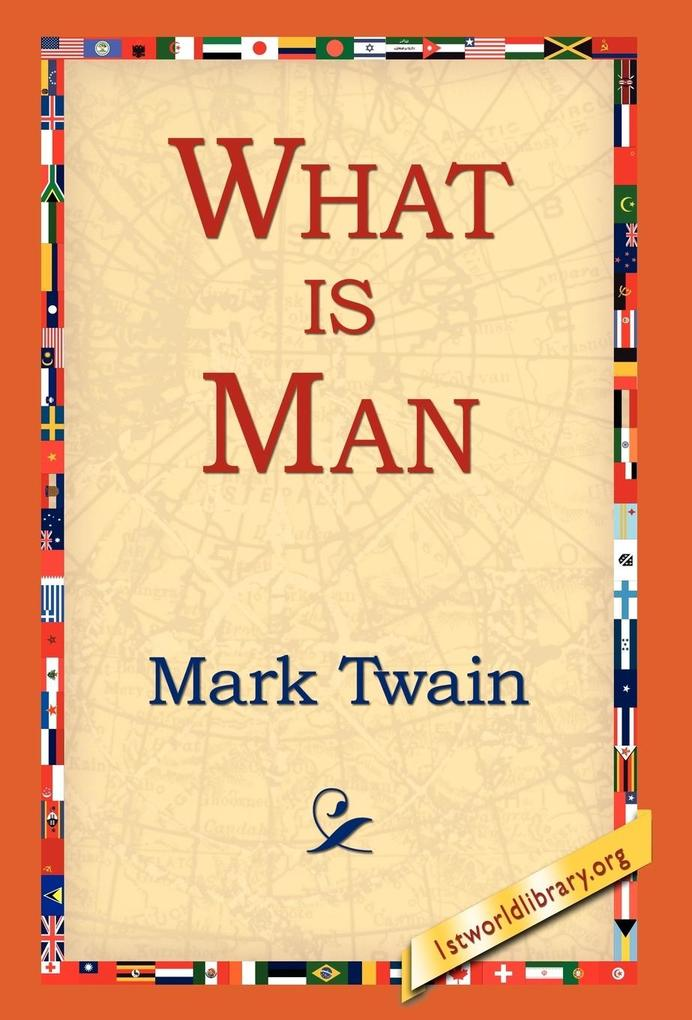 What Is Man? als Buch