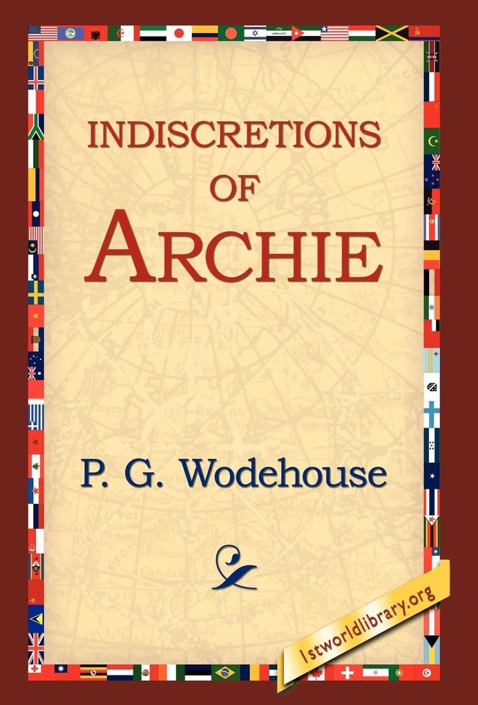 Indiscretions of Archie als Buch