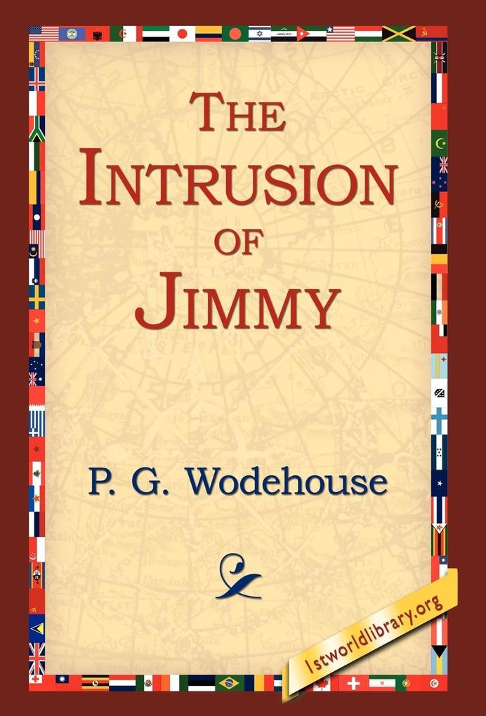 The Intrusion of Jimmy als Buch