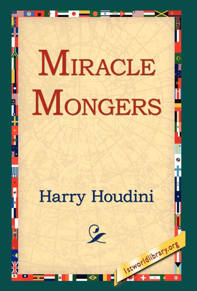 Miracle Mongers als Buch