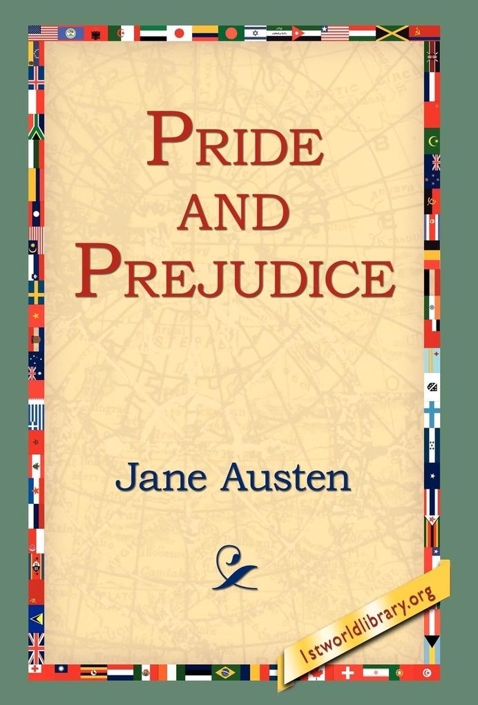 Pride and Prejudice als Buch