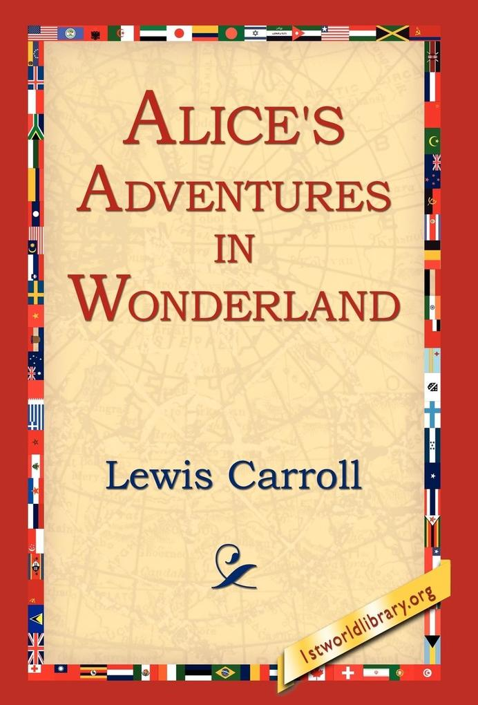 Alice's Adventures in Wonderland als Buch