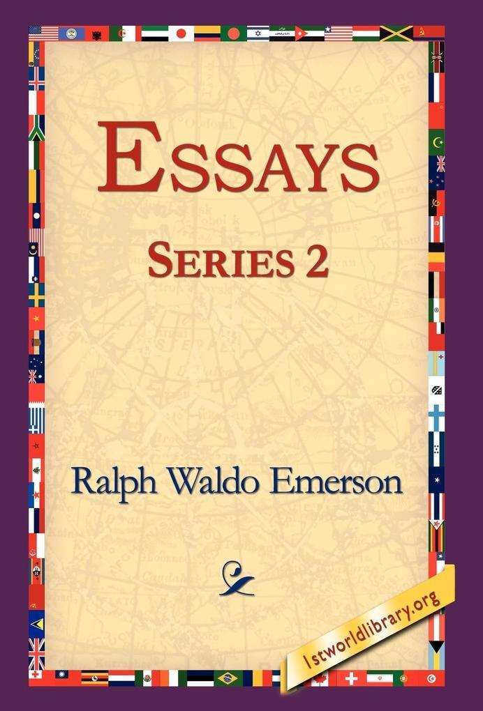 Essays Series 2 als Buch