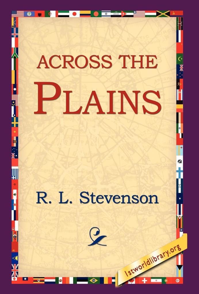 Across the Plains als Buch