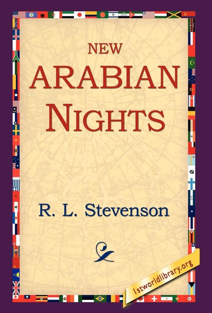 New Arabian Nights als Buch